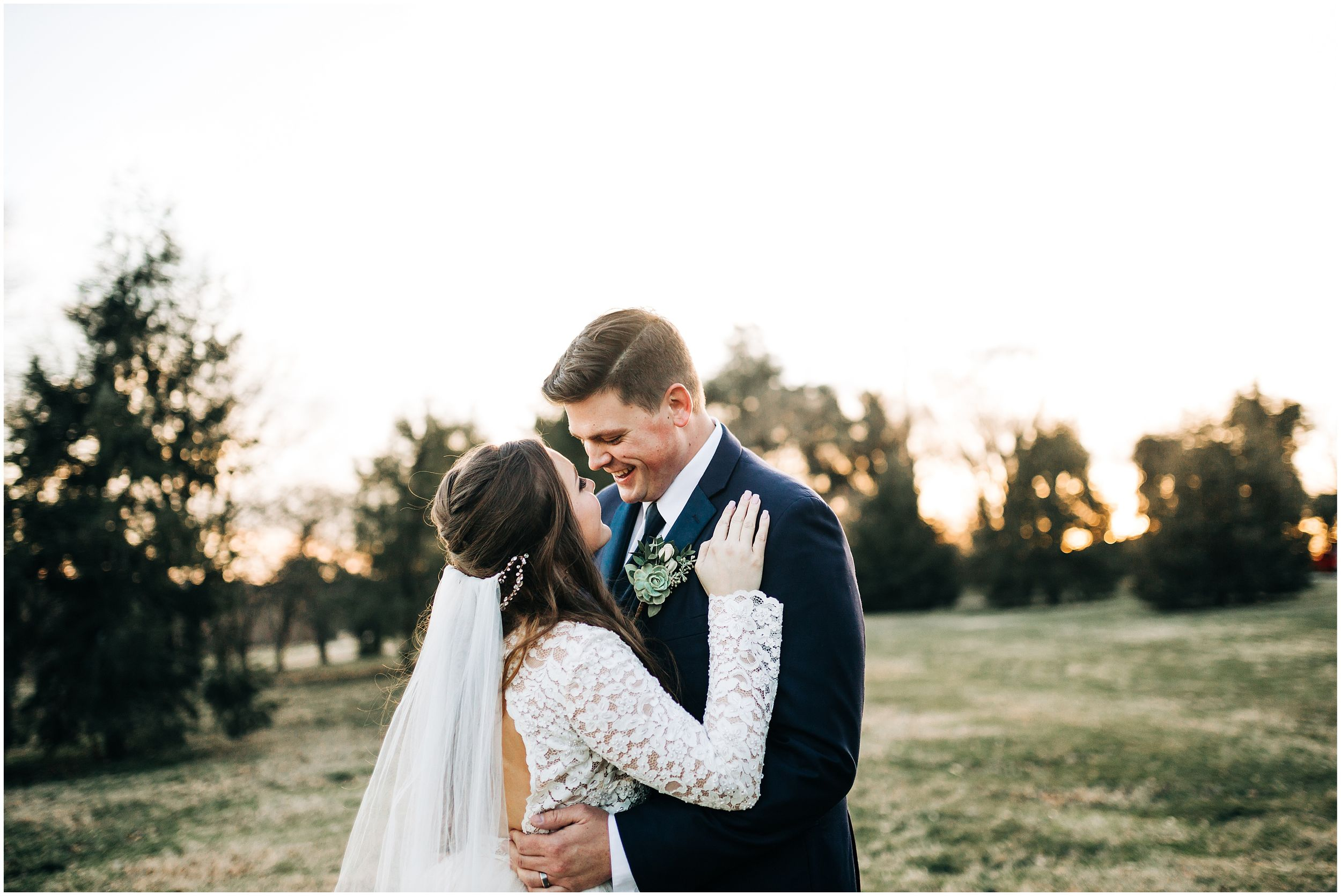 Knoxville Botanical Gardens Wedding