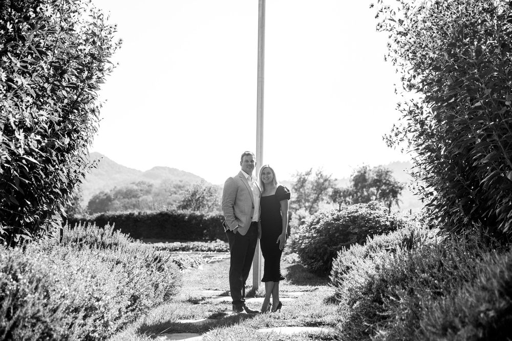 rebecca skidgel photography napa valley wedding engagement proposal photographer vineyards the french laundry gardens