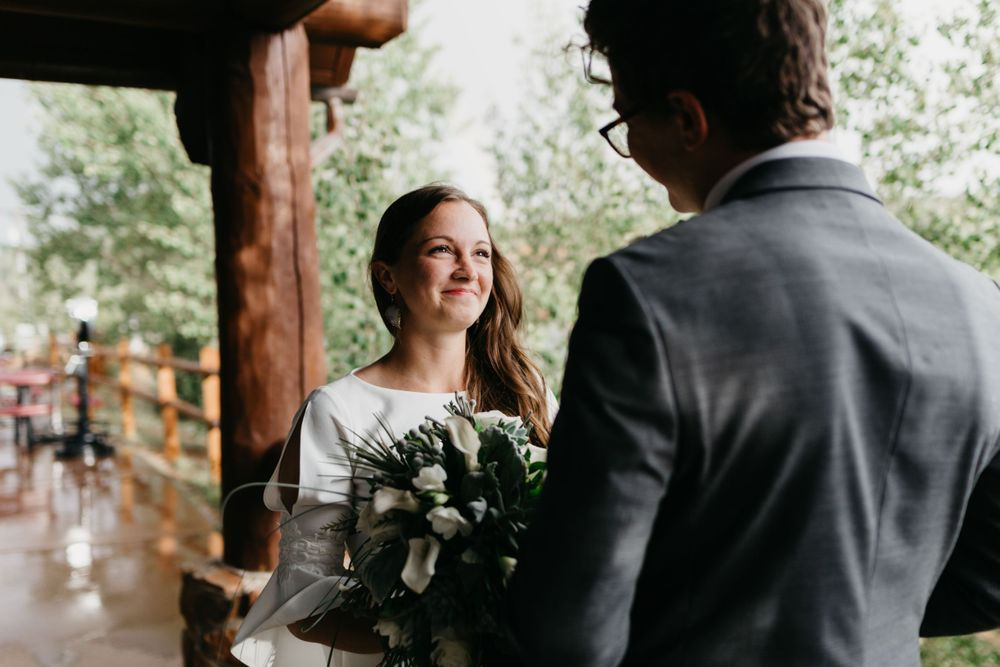 intimate wedding, Colorado Springs, pikes peak, elopement, simple, classic, fun, unique, colorado wedding photography