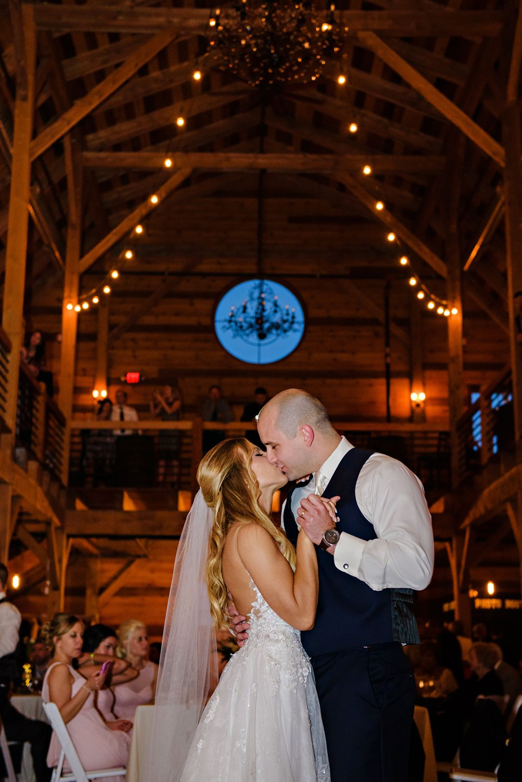 Wedding Reception at Mapleside Farms in Ohio