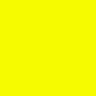 Yellow Fluo Colour Swatch