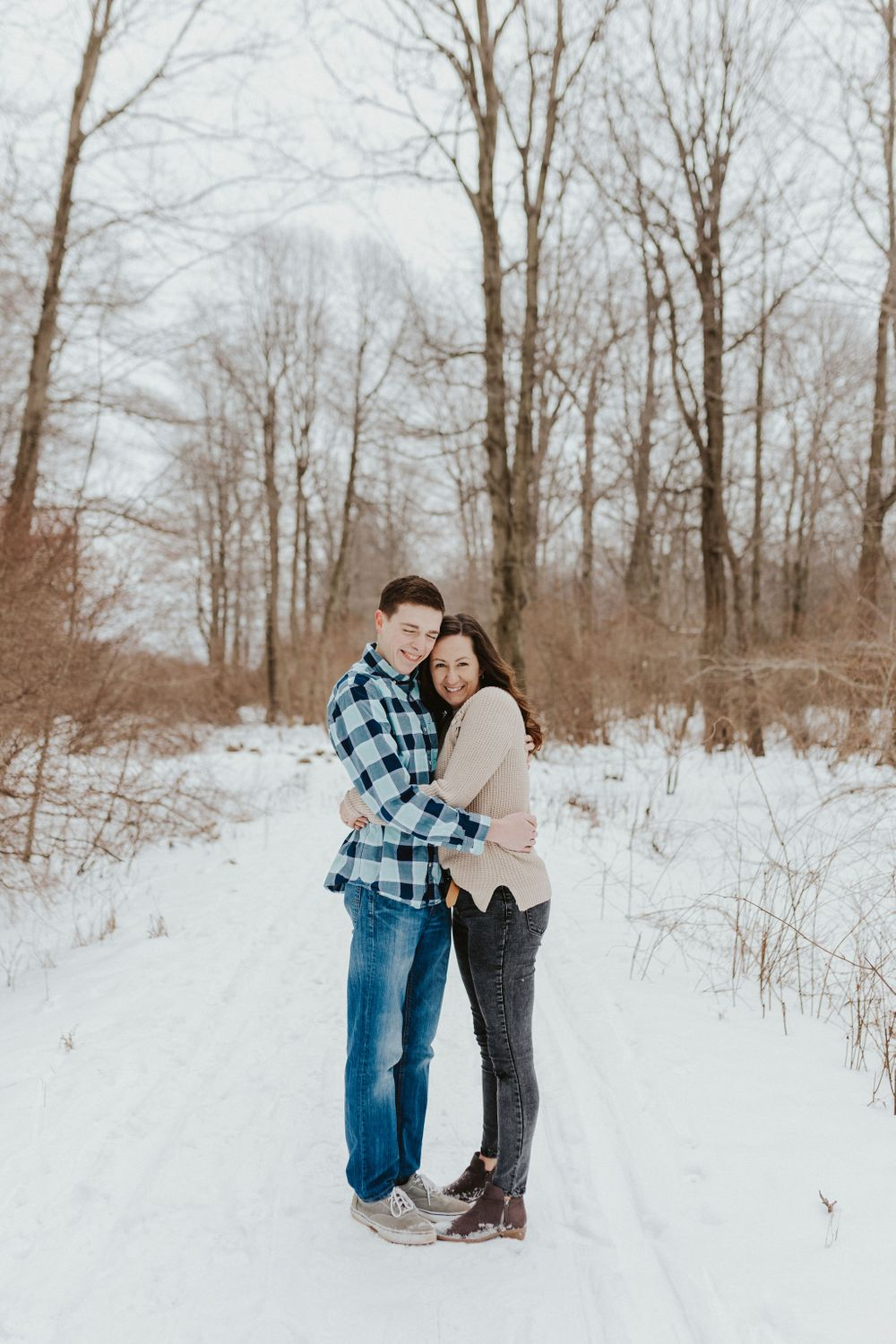 bound and branch engagement photos buffalo ny photographer couples photos