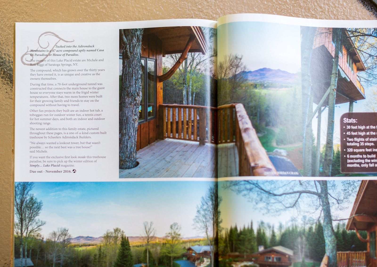 Publication - Lake Placid Real Estate Photography