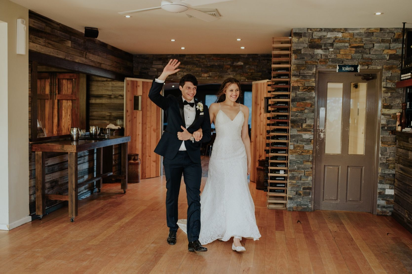 immerse at the yarra valley wedding