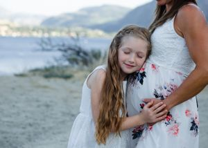 Maternity photography Penticton