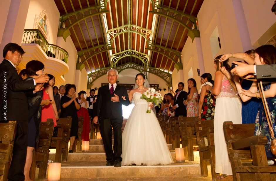 xcaret cancun weddings 13