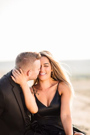 Elopement and Engagement Photography, Bruneau Sand Dunes_Idaho Photographer