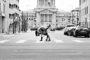 Boise Photographer, Engagement Photography, Downtown Boise, Boise Capital Building, Couples Photo Sessions