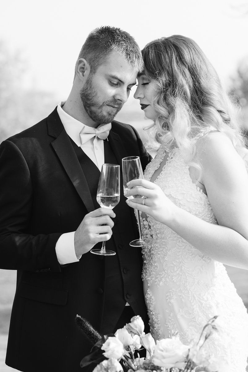 Men's Suits / Boise Tuxedo shop / Wedding Photographer / Wedding Dress / Eagle Idaho / Champagne Glasses