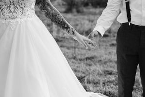 Girls Tattoos / Wedding Photography, Idaho Wedding Photographer, Wedding Details