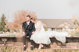 Best Wedding Photography / Boise Wedding and Portrait Photography / A Creekside Affair / Wedding Venue / Wedding Photos