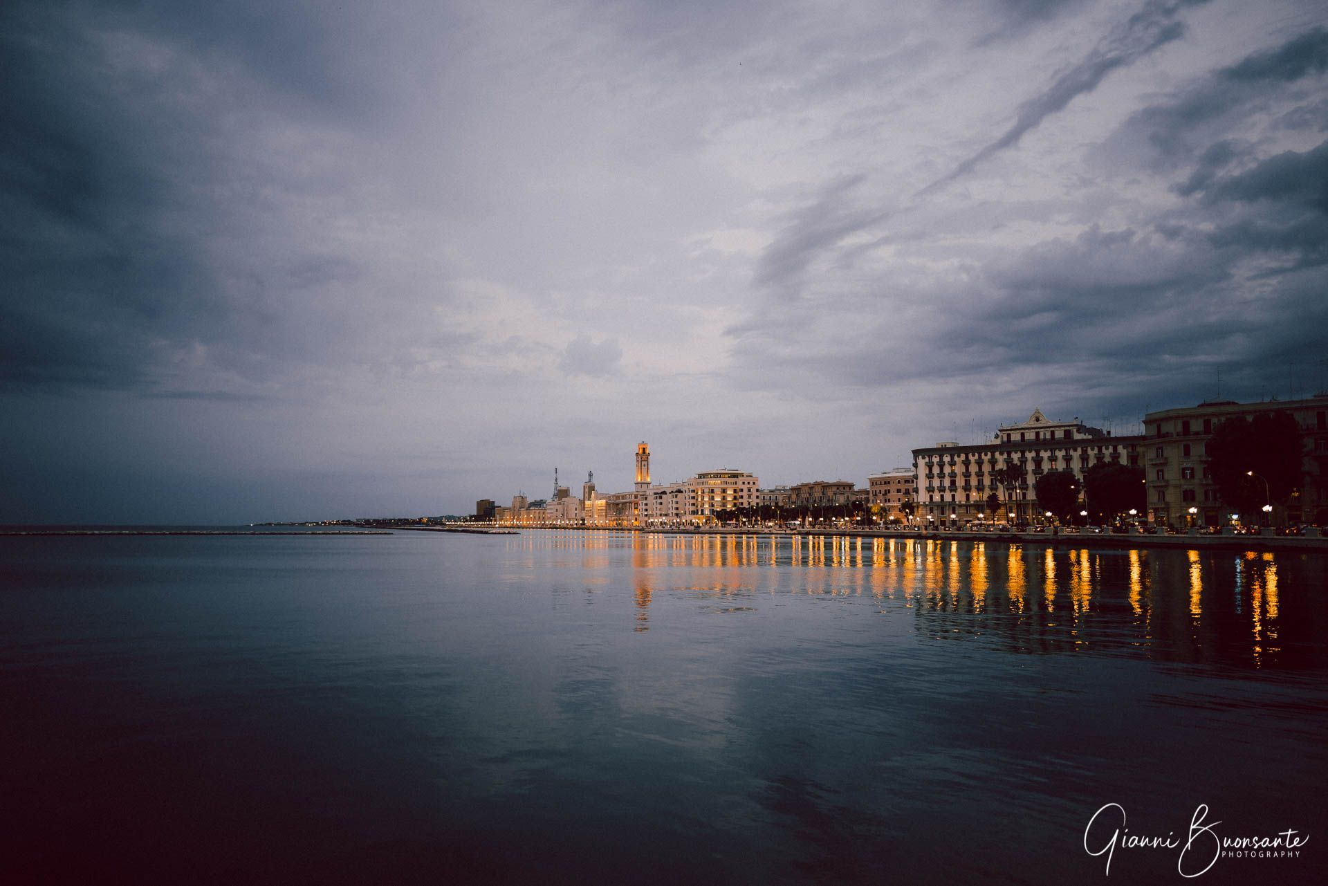Bari photographer, landscape and city photography