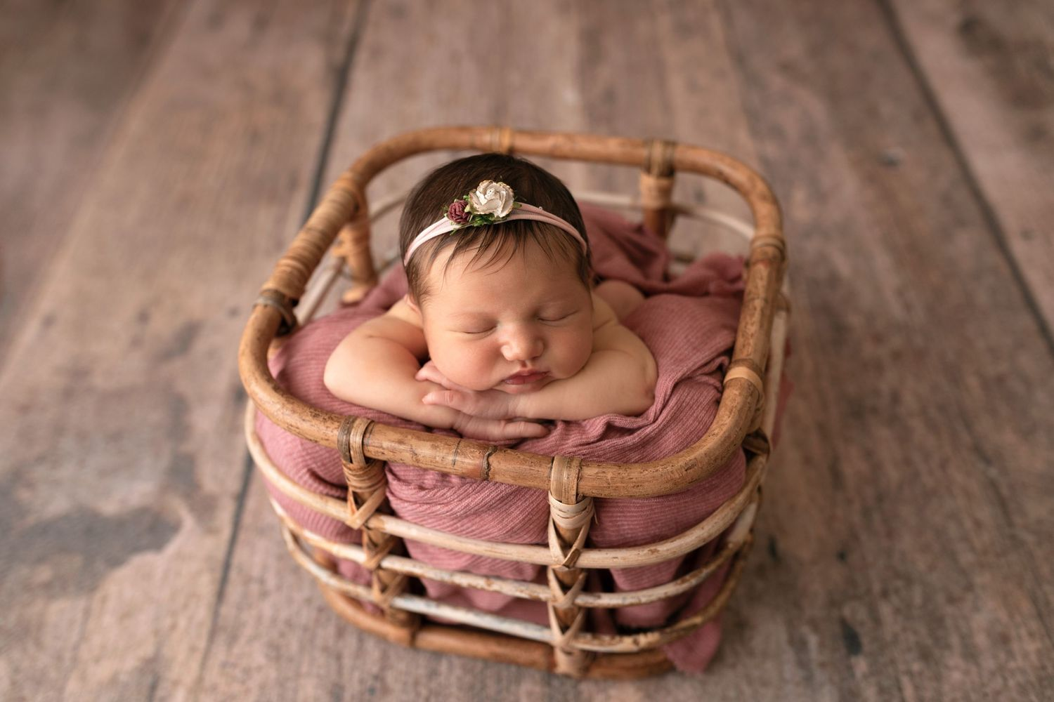 louisiana newborn photographer - angel denise photography