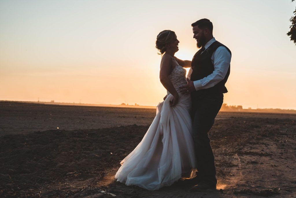 Central Valley visalia California barn wedding