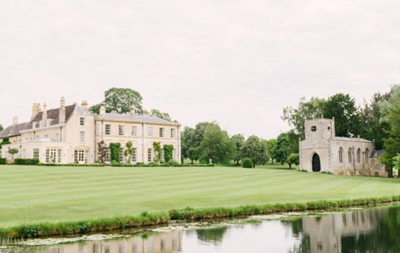 Holywell House Lincolnshire is on Faye Amare's wedding venue bucket list
