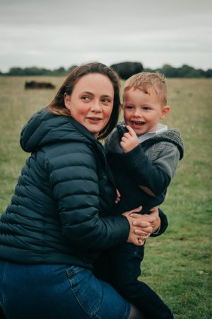 Zara Davis Photography Stroud Gloucestershire Cotswolds Family mother and son