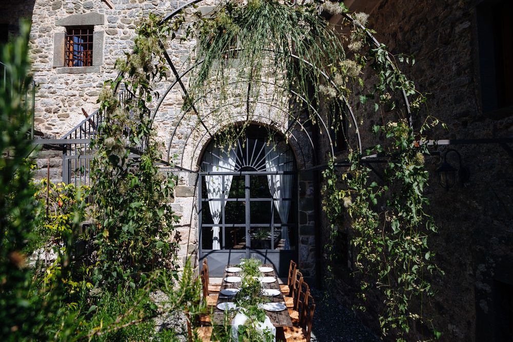 alternative wedding ideas for your wedding in Tuscany