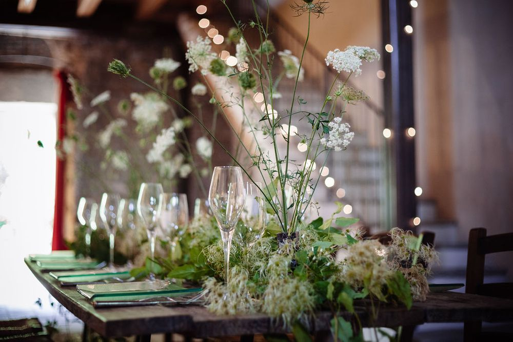 wild and whimsical flower inspiration for your wedding in Tuscany