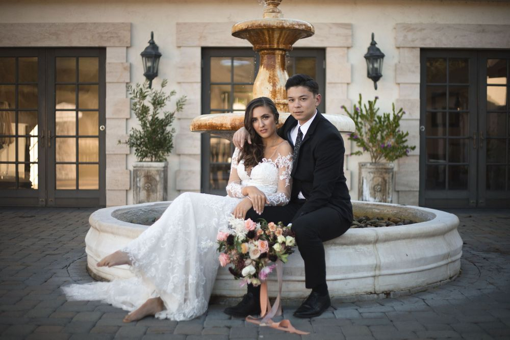 Wedding Photographer at Folktale Winery in Carmel, California Monterey
