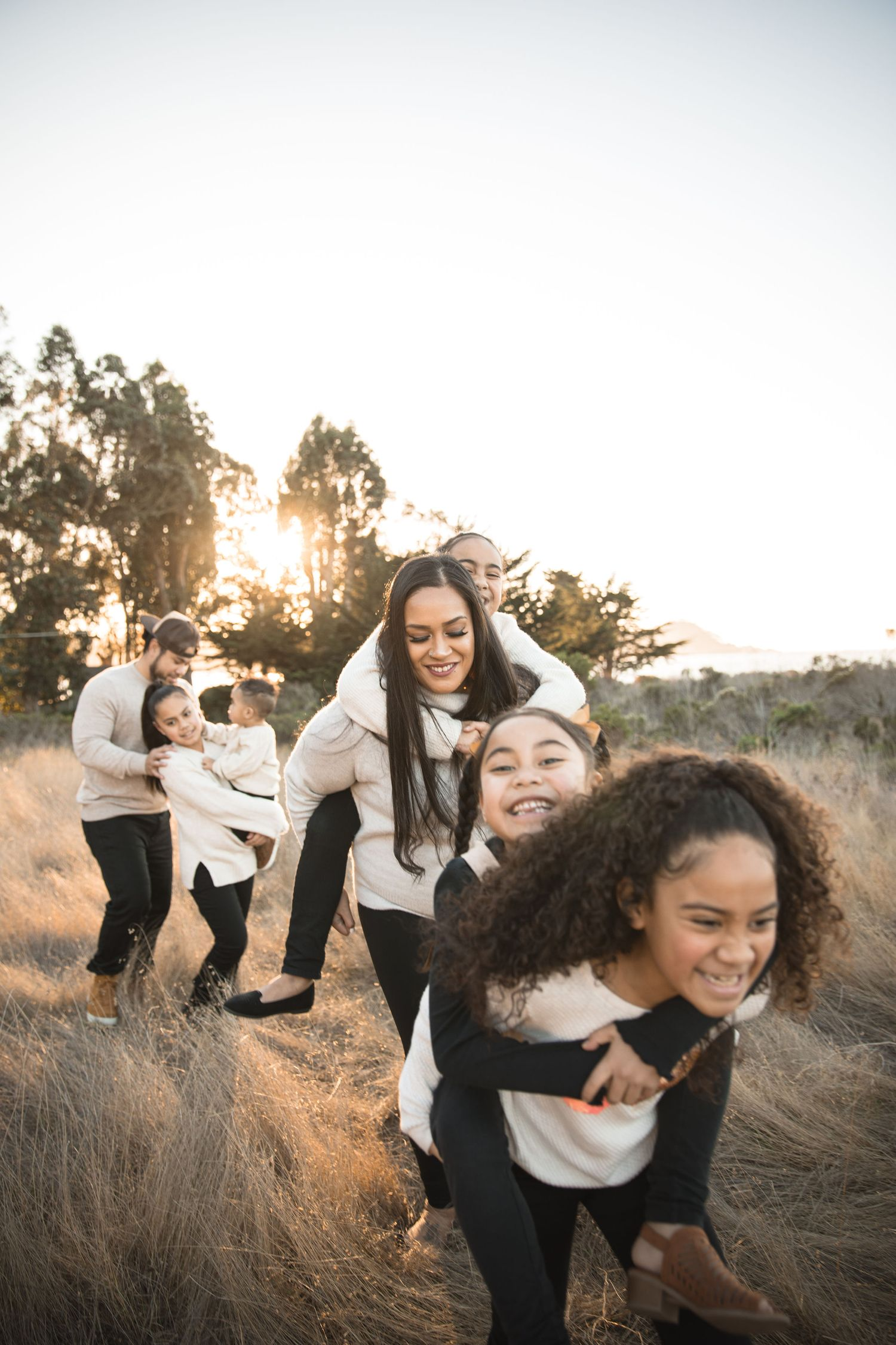 Family Photographer in Carmel California Big Sur Monterey Pacific Grove California Travel