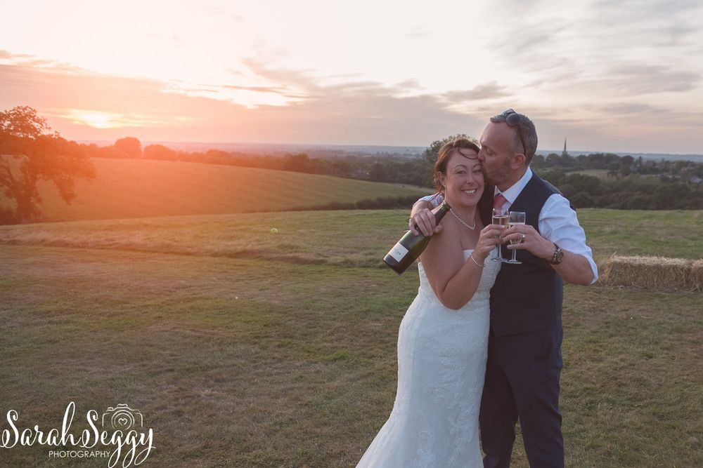Sunset photography,  Bride and Groom,  Home Farm,  Daventry,  Braunston,  Northamptonshire,  Warwickshire