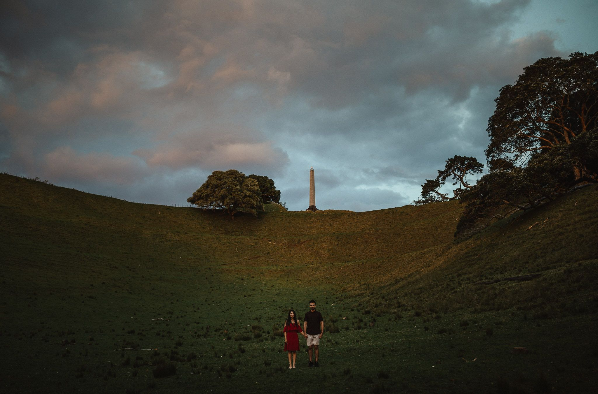 Cornwall park Engagement