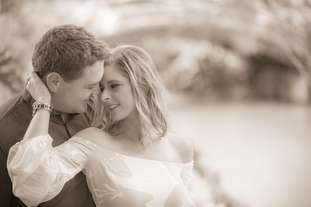 wollongong botanical gardens wedding