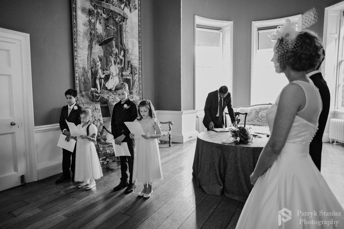 Rangers House wedding photographer