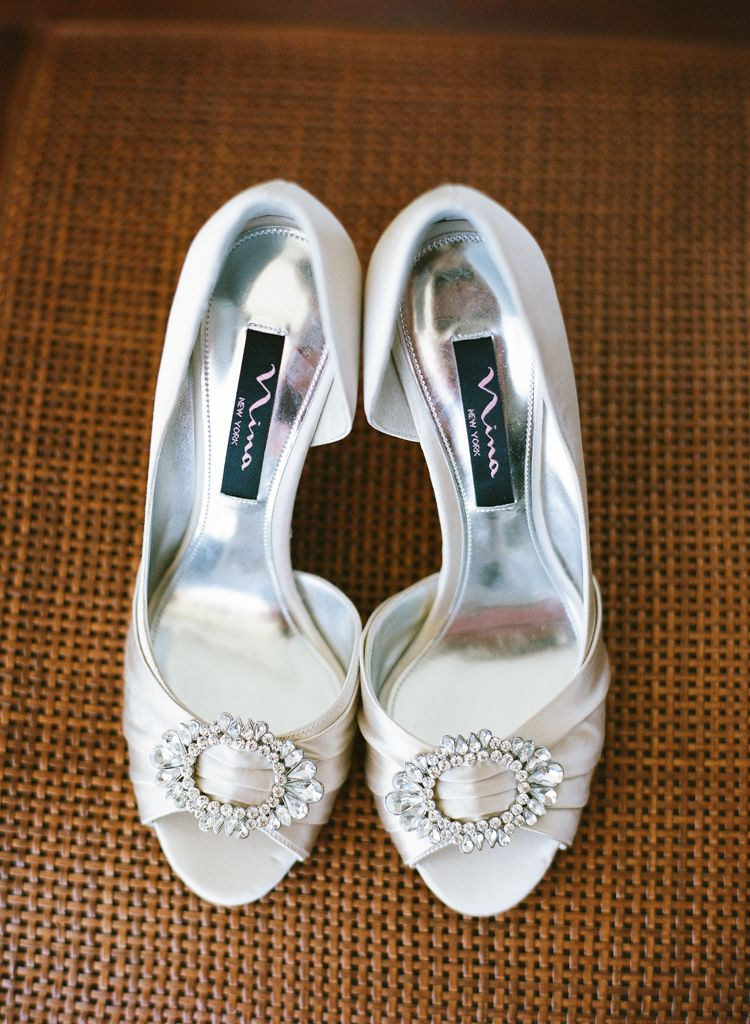 Marco Island Florida Wedding Photographers Aaron Snow Photography destination bride shoes