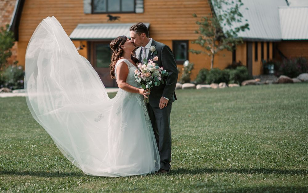 Elope at Running  Hose Farm in North east Ohio