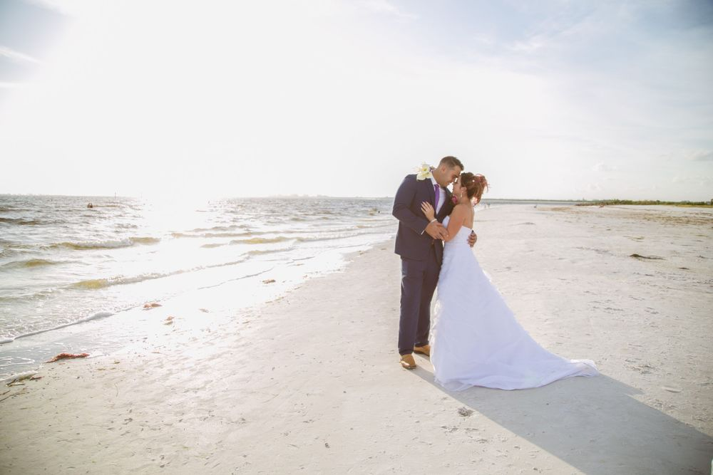 Beach Wedding Photography Quetsy