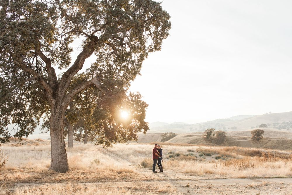 Orange County California Wedding Engagement Photography