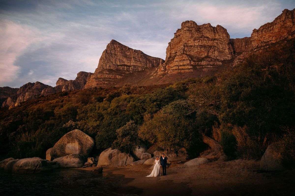 elopement photographer based in auckland new zealand