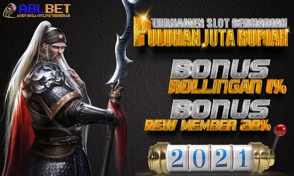Daftar Situs Judi Slot 4d Online Terpercaya 2021 Ablbet
