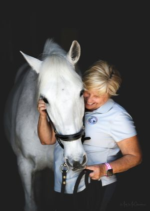 Sue Weakley and Lusitano gelding Uno © Meg McGuire Photography, Georgia Equine Photographer