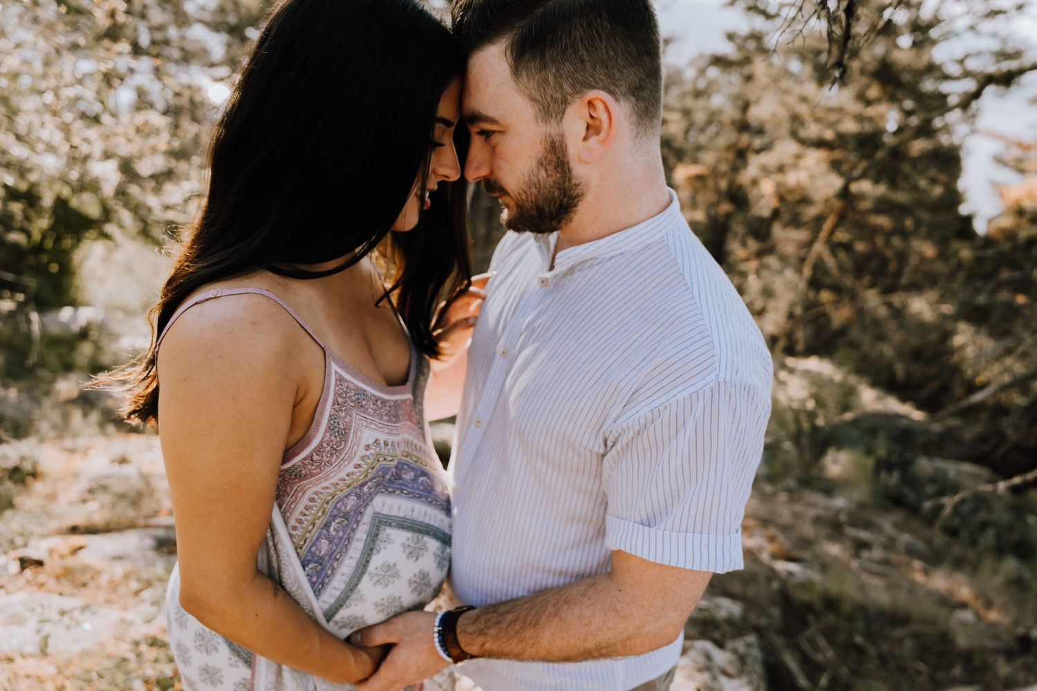 Chey and Nick, Kelowna maternity photos | Anna Kova Photography