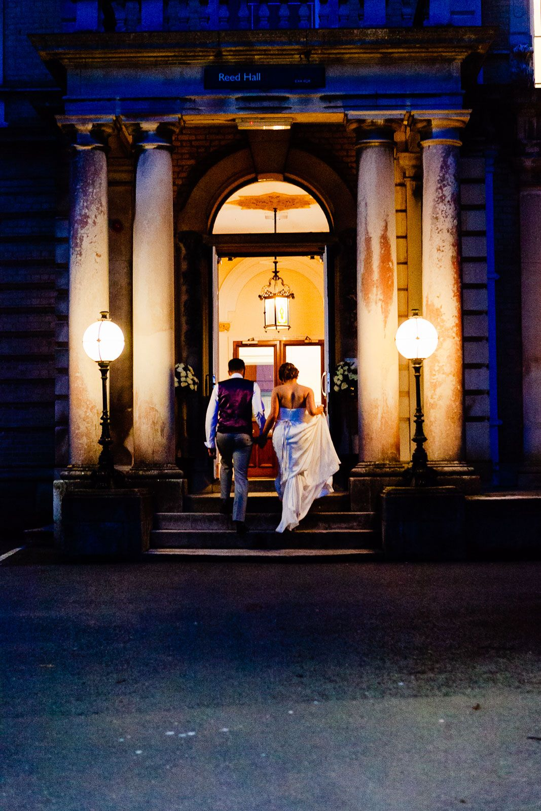 night wedding photography by Italy destination wedding photographer Elizabeth Armitage