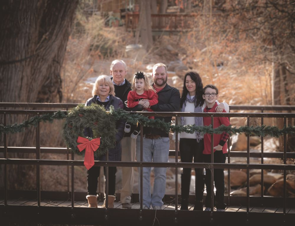 Broadmoor Family Session