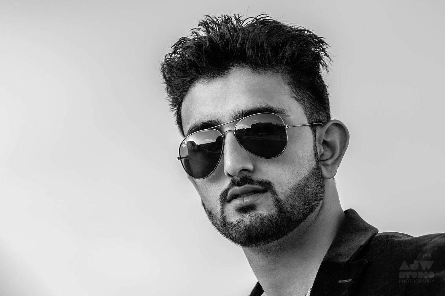 bollywood singer wearing sunglasses