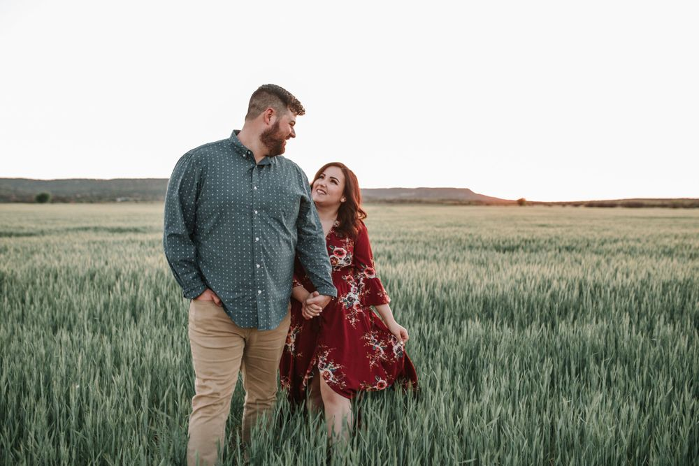 abilene tx engagement
