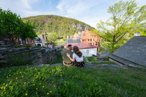 Engagement Photography Harpers Ferry West Virginia