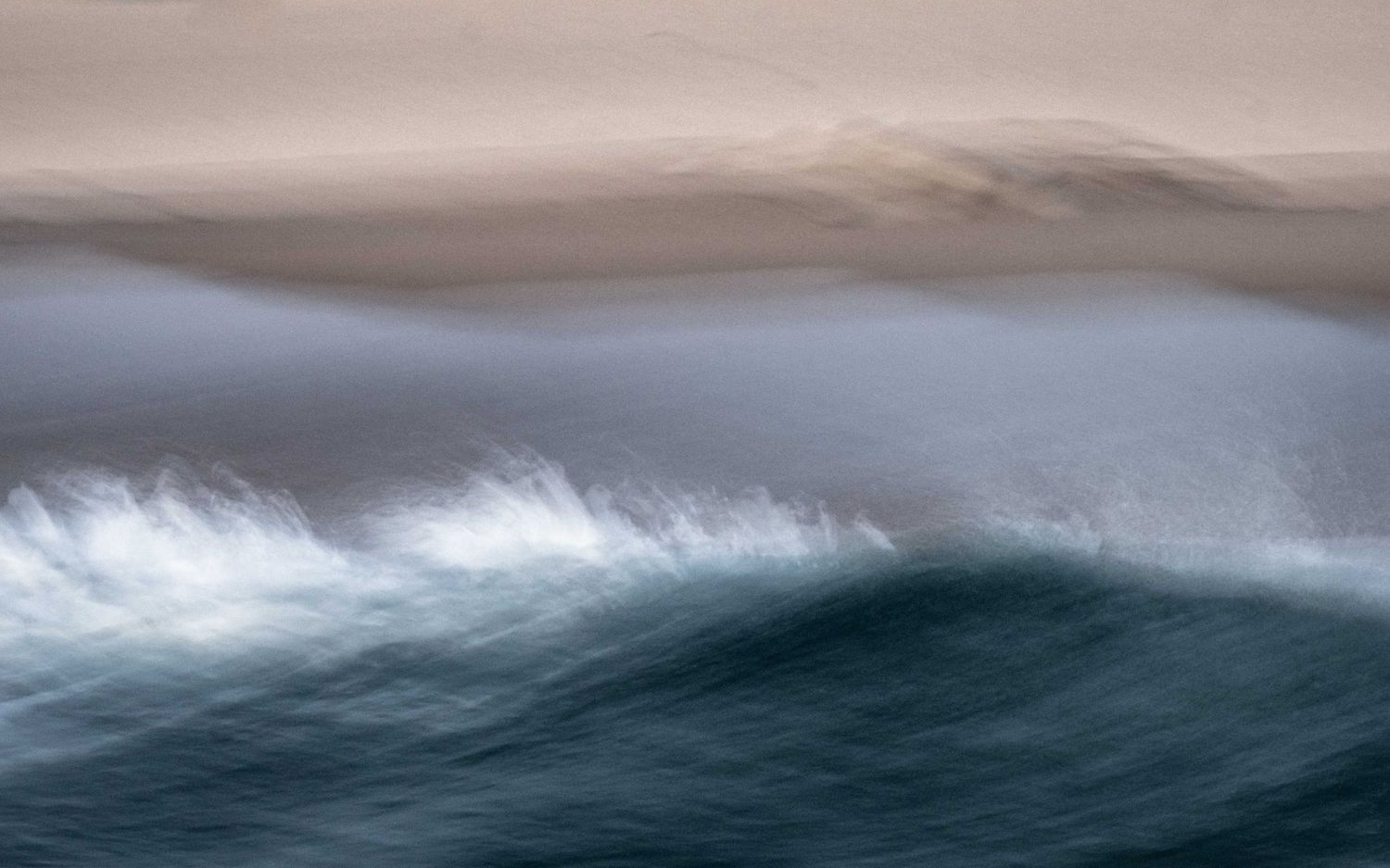 A beach's timeless waves, ethereal coastline and impressive skies, long exposure creates stunning beach photography.