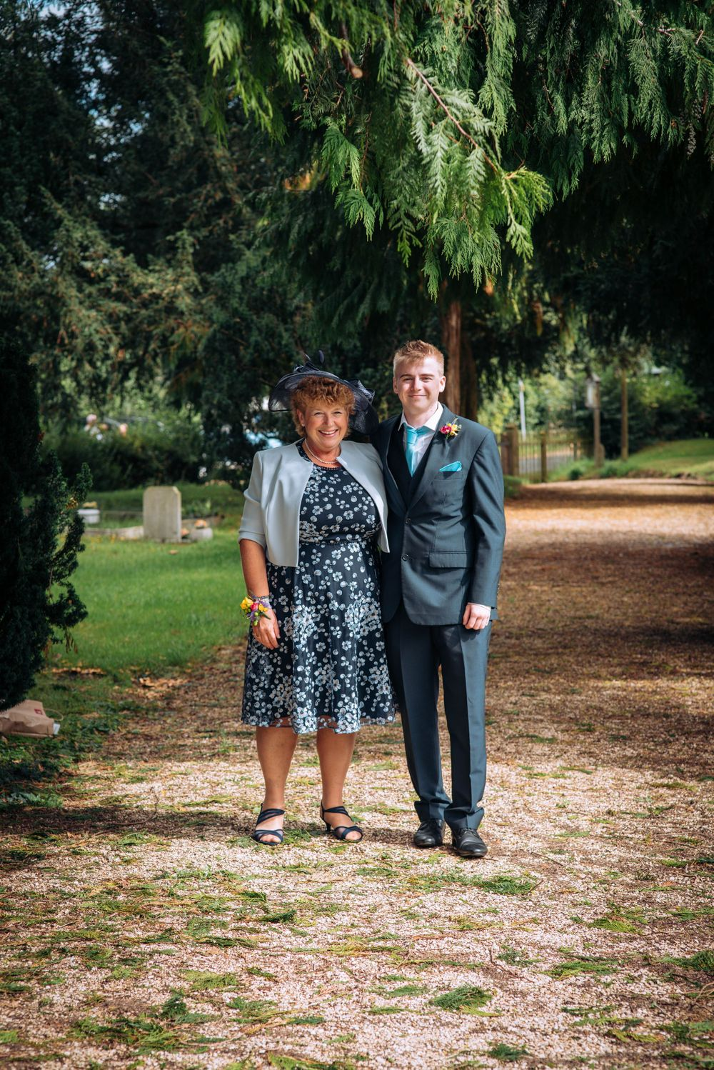 Elmore wedding by Zara Davis Photography, Gloucestershire wedding guests