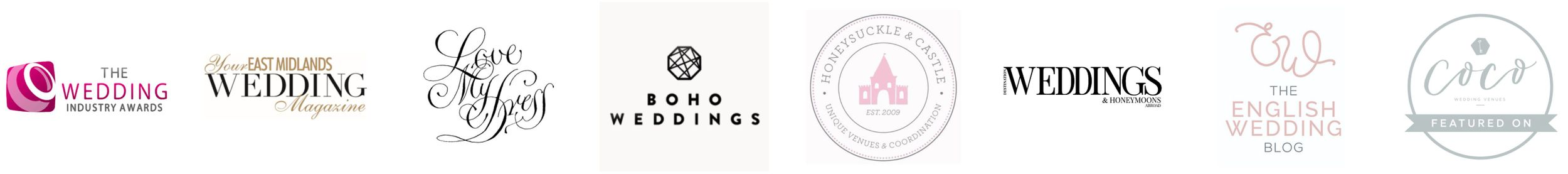 Wedding Industry Logos