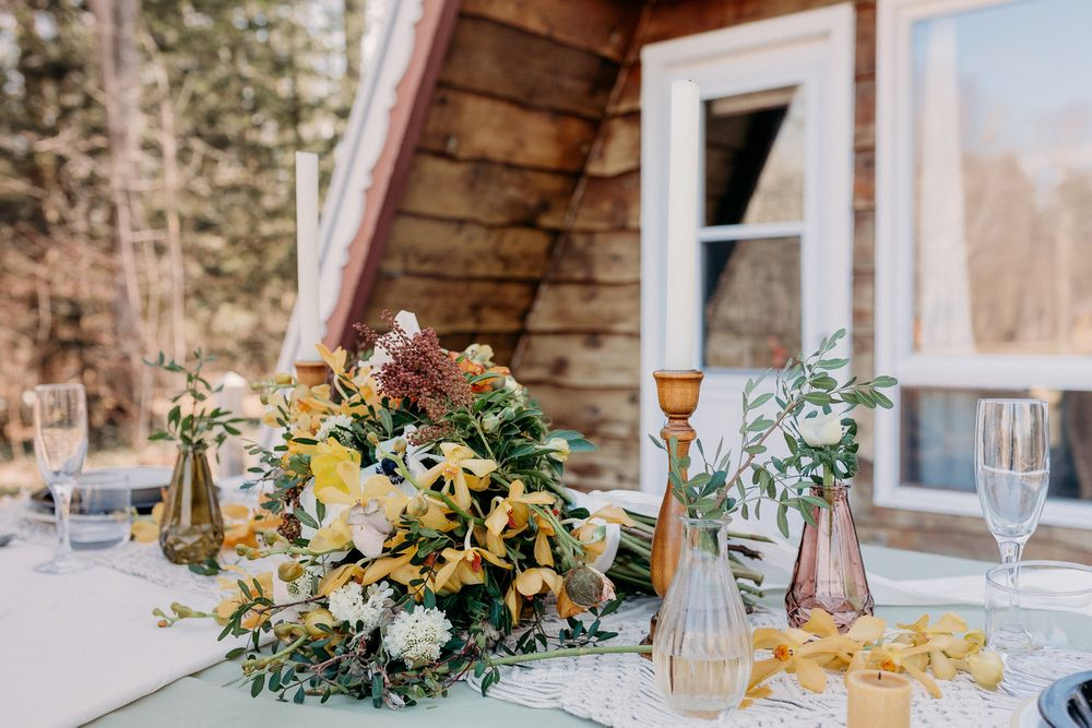 Kawartha Lakes Elopement Photographer Boho Wedding