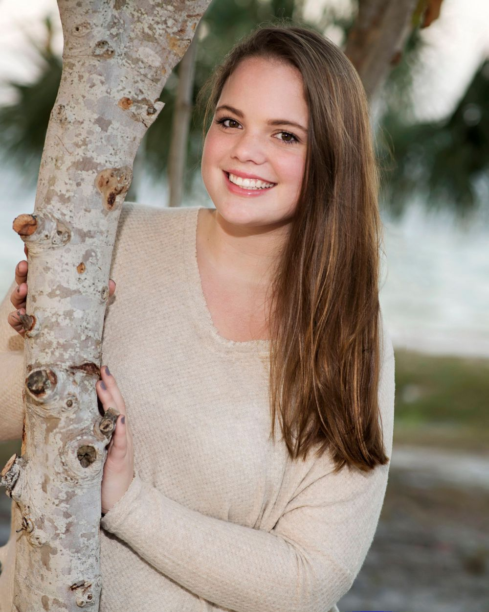 Female Senior photo Tarpon Springs, Fl by Kathleen Hall Photography