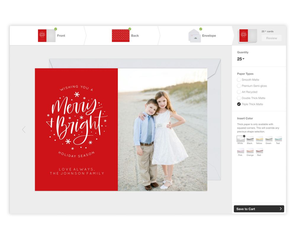 New Holiday Card Designs Options Are Here Pixieset Blog