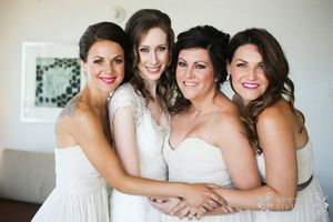 Vancouver, B.C mobile wedding makeup artist