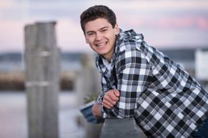 Plymouth MA & South Shore senior portraits by Heidi Harting Photography