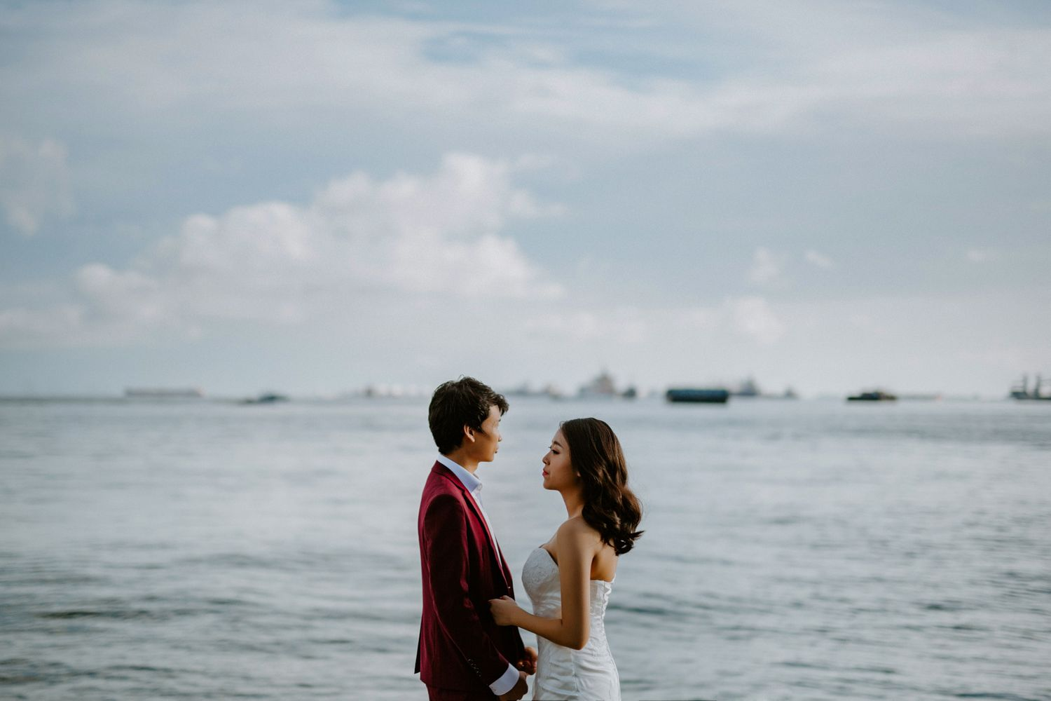 Pre wedding singapore